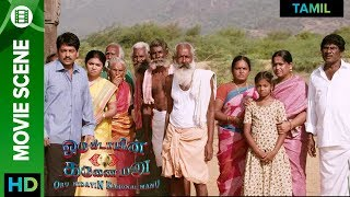 The crazy fight   Oru Kidayin Karunai Manu   Movie Scene   Vidharth, Raveena