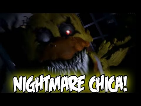 Download fnaf 4 demo night 2 nightmare chica jumpscare five nights