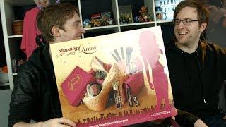 Mein Chef, Schminke & ich : Der Shopping Queen Adventskalender wird ausgepackt!