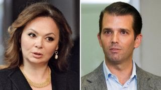 From youtube.com: Donald Trump Jr. releases email chain on Russia meeting {MID-140939}
