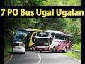 7 Po Bus Terkenal Ugal - Ugalan Di Jalan