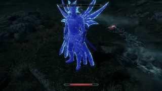 The Elder Scroll V Skyrim Amazing Madara's Susano'o (link in description)