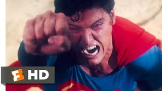 Superman (1978) - Turning Back Time Scene (10/10) | Movieclips
