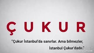 Göműn beni Çukur'a - Eypio Sözleri/Lyrics Cukur cahlan sarki