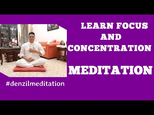 🆕Meditation For Focus And Concentration 🏻 Guided Meditation For focus on study 2020