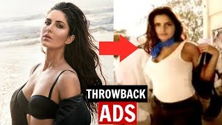 10 Bollywood Celebrity Commercials/Ads From Bef...