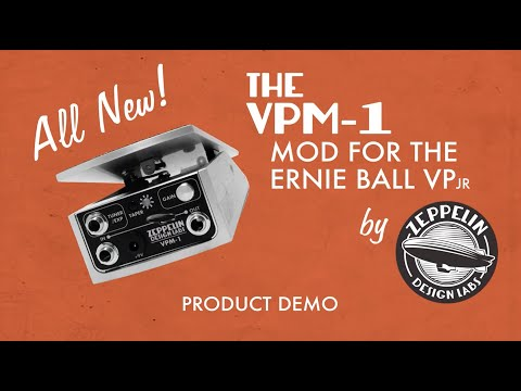 Extend The Life—and Tones—of Your Ernie Ball VP Jr. Volume Pedal (Sponsored)