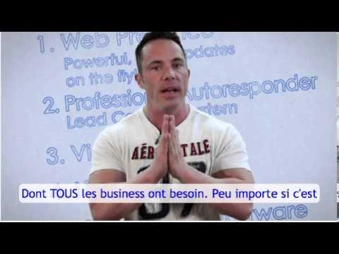 Pure Leverage France Présentation -Joel Therien