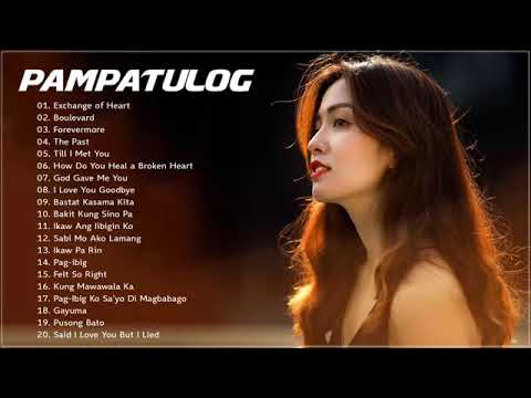 Top 100 Pampatulog Love Songs Collection 2017 - Best OPM Tagalog Relax for Sunday