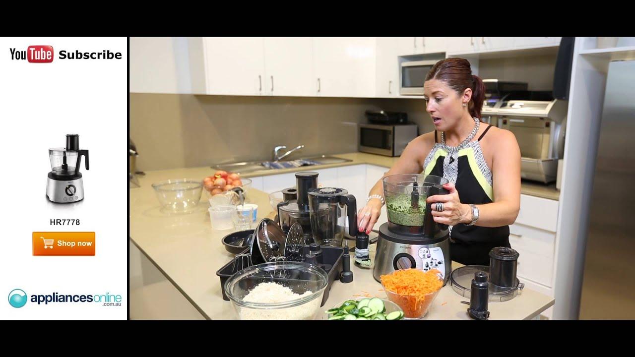 Beautiful Home Made Pesto Recipe Using The Philips Hr7778 03