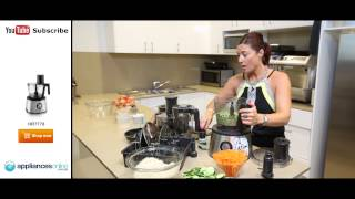 Beautiful home-made pesto recipe using the Philips HR7778-03 - Appliances Online
