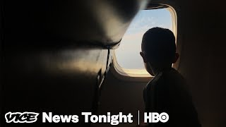 One Immigrant Family's Journey From Separation To Reunification | VICE News Tonight Special (HBO)