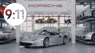 The story behind the 911 GT1 Evo – 9:11 Magazine