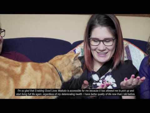 Kylee's Enabling Good Lives Journey