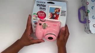 Fuji Instax Mini 7S Camera Review