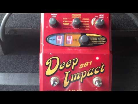 Bassicsgear Akai Deep Impact Demo