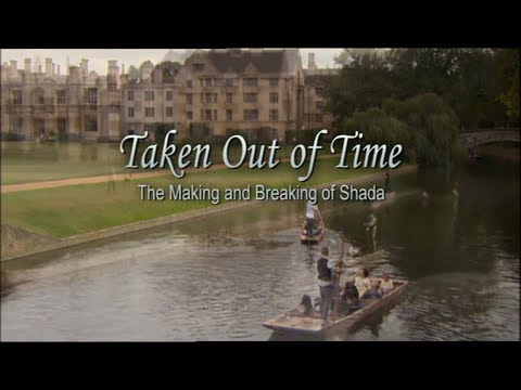 Taken Out Of Time (The Making And Breaking Of Shada)
