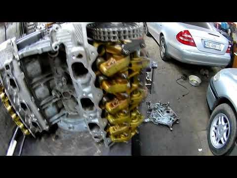 #1 Mercedes-Benz (W211) E240 M112 Метки ГРМ. ПОЧЕМУ НЕ СОВПАДАЮТ !?