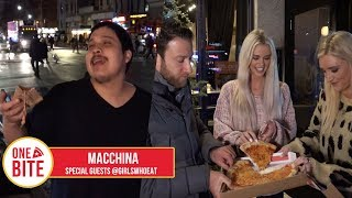 Barstool Pizza Review - Macchina With Special Guests @BlondesWhoEat