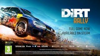 DiRT Rally – PC Launch Trailer