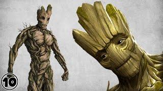 Top 10 Groot Surprising Facts
