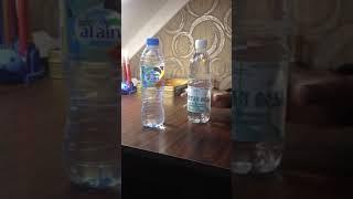 Какая вода лучше?Купленная из Дубая?Или купленная из Россий?