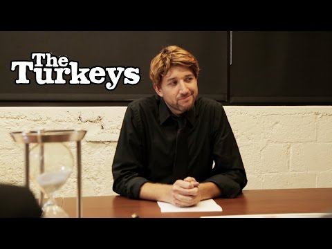 THE TURKEYS - The Interview