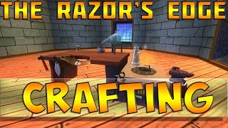 In this video I will be doing the first crafting Quest Hey everyone...