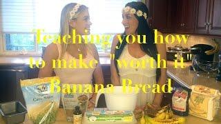 "Jenius' ""worth It"" Organic Banana Bread"