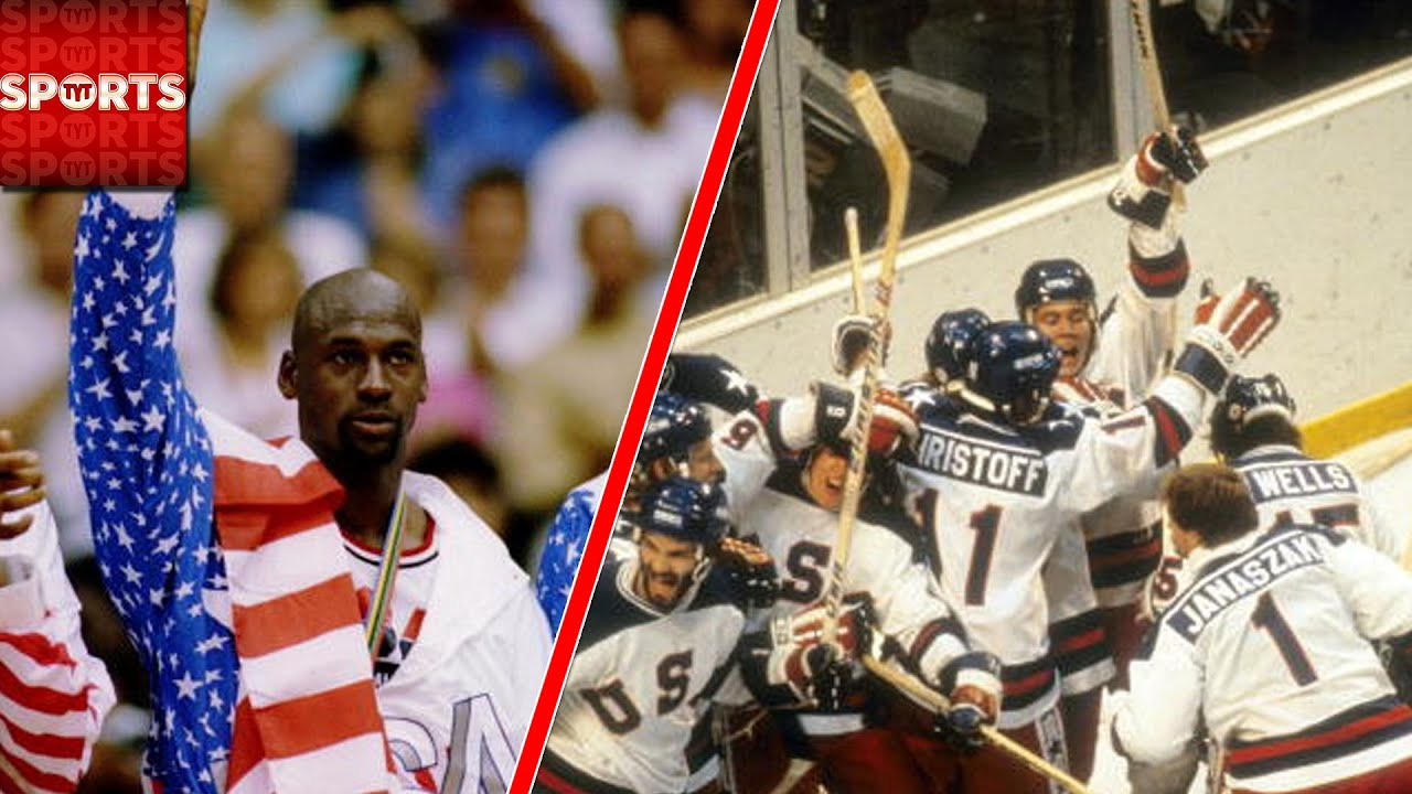 Greatest Sports Moments In AMERICAN HISTORY! - YouTube