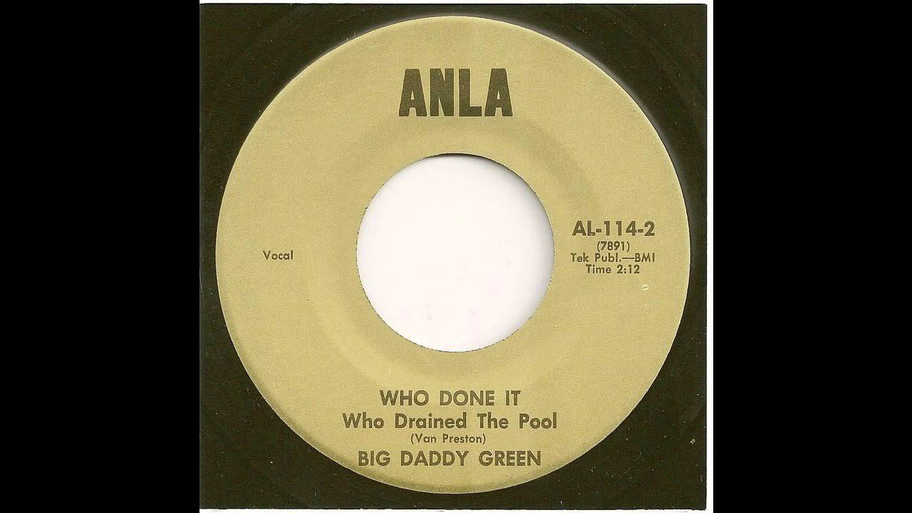 big daddy green - who done it - youtube