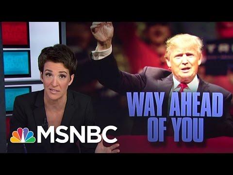 Chris Christie Dumps Campaign Stance, Backs Donald Trump | Rachel Maddow | MSNBC
