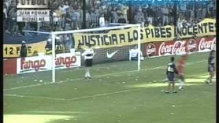 Boca 4 Argentinos 2 Apertura 1997 (Resumen Completo)
