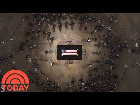 George H.W Bush Remembered; Michelle Obama Gets Real | This Week On TODAY