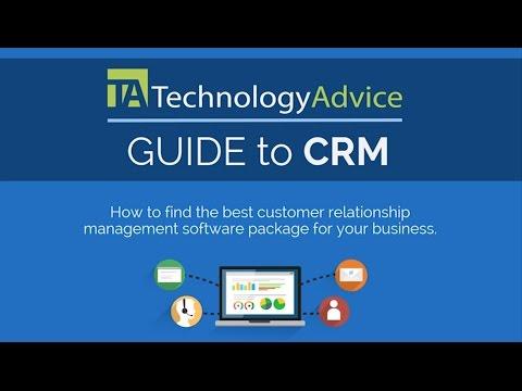CRM Software Tutorial