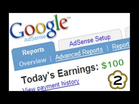 How to earn $100 a day from adsense