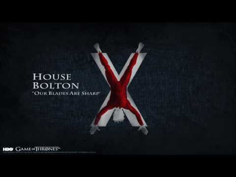 House Bolton Theme (S3-S6) - Game of Thrones