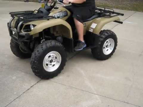 2003 GRIZZLY 660 4X4 $2000 FOR SALE WWW.RACERSEDGE411.COM