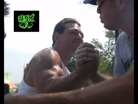 [NBK] | PRO Armwrestling Spotlight | Jason Remer 2017
