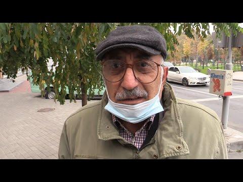 Жители Еревана рассказали, что думают о российских миротворцах в НКР