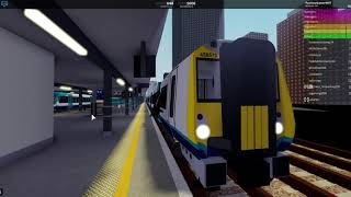 Roblox Stepford County Railway Ep 55 (Riding the Class 458 w/ SnowfireYT)