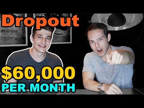 19-year-old dropout makes $60,000 per month online - Sebastian Ghiorghiu - Shopify Passive Income