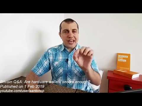 Andreas Antonopoulos Bitcoin Q&A February 2019