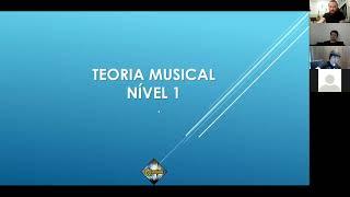 Teoria Musical - Aula 1  (Introdução à Música)