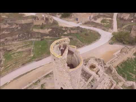 Guimerà i Prenafeta a vista de dron