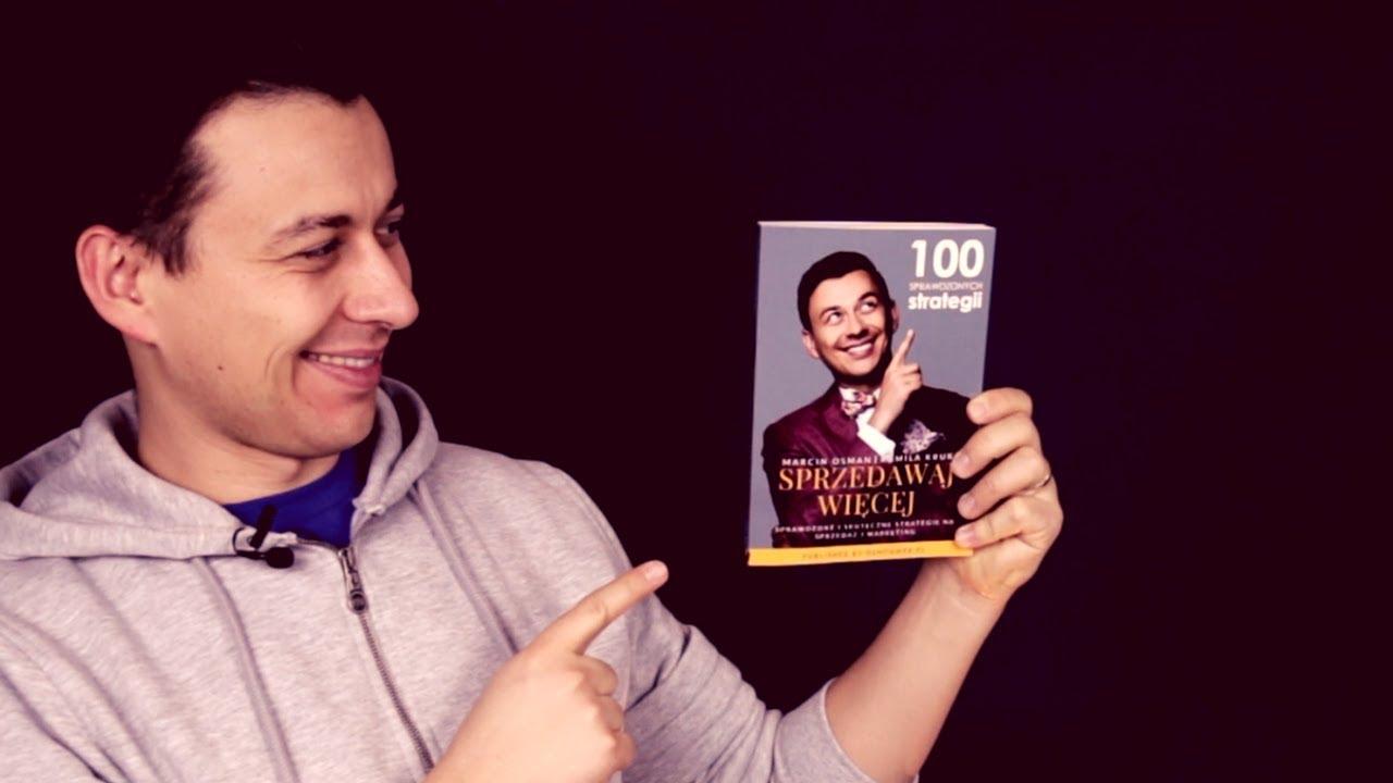 Sprzedawaj więcej – moja najnowsza książka już jest! :))))