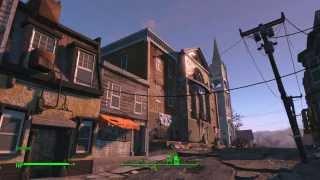 Скриншоты Fallout 4 на PC с Ультра-графикой