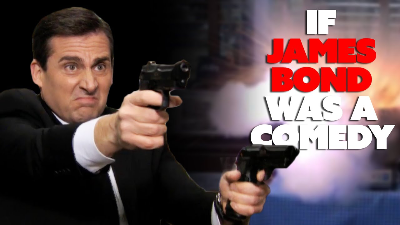 james bond but it's a comedy | The Office U.S., Brooklyn Nine-Nine and More | Comedy Bites