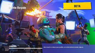 HOW TO DO SEARCH BETWEEN A SCARECROW PINK HOT ROD AND A BIG SCREEN- FORTNITE BATTLE ROYALE