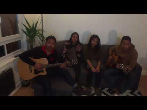 """Montre moi Seigneur"" (Ndriana Ramamonjy) - Sanjyka & Maheva"